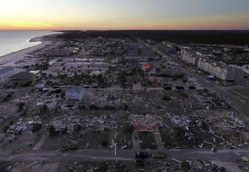 Five days after storm, large swath of Panhandle suffering