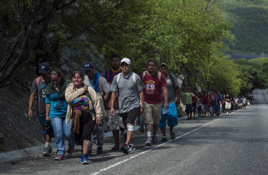 About 4,000 migrants died or missing on way to US