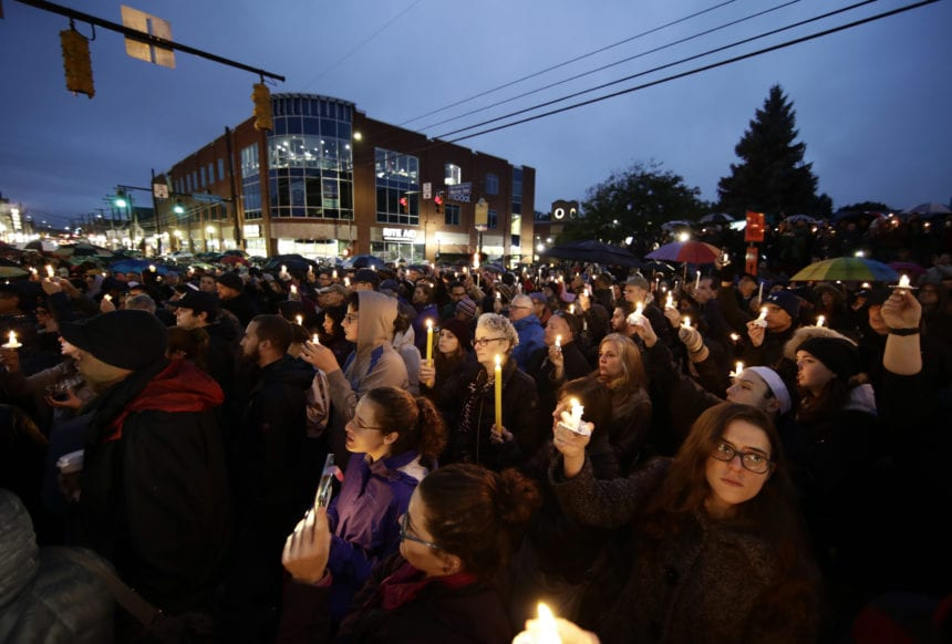 Police: Synagogue gunman said he wanted all Jews to die