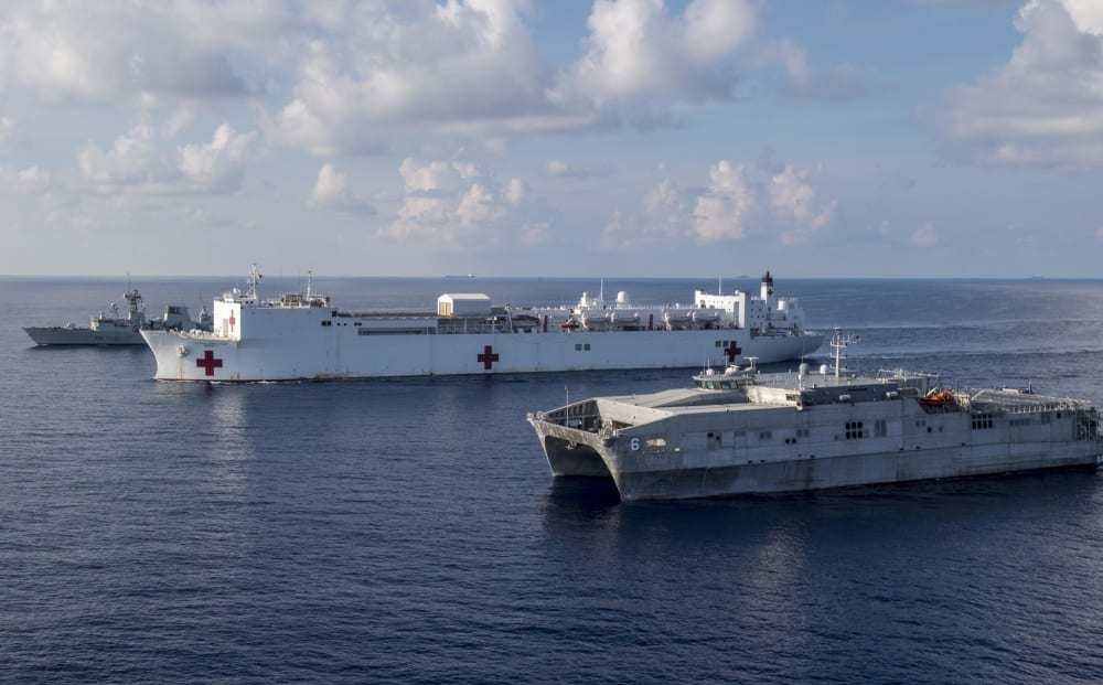 Efficient work, Congressional clout have Austal humming in