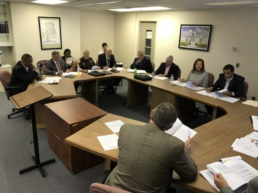 School safety advisory committee holds first meeting