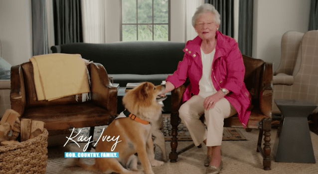 "Ivey releases new ad, ""Bear"""
