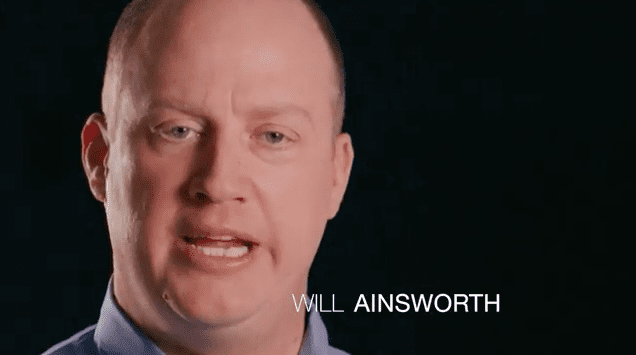 New Ainsworth ad pokes fun, talks business and education