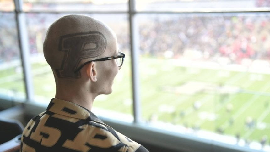 ESPN College GameDay Feature on Tyler Trent