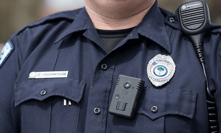Co-sponsor threatens to kill police body cam bill