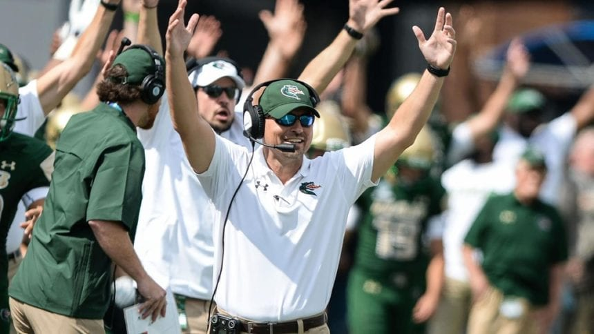 UAB football team rolling since university-ordered shutdown
