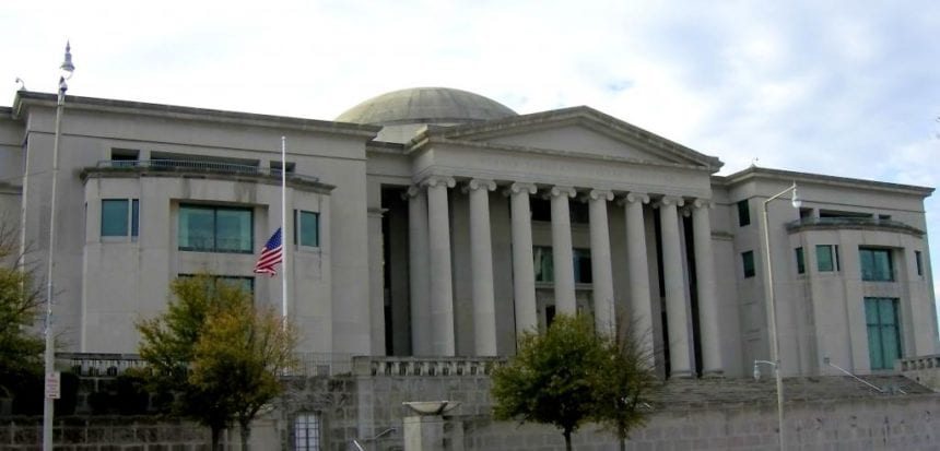 Lawsuit challenges Alabama's method of electing judges