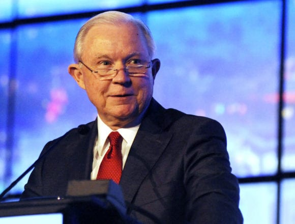 Will he or won't he? Sessions Senate speculation runs wild