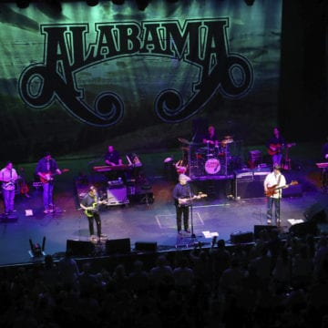 Country band Alabama mark 50 years with new tour