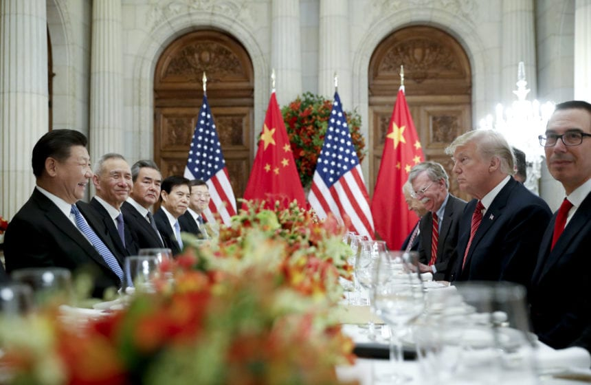 Trump delays tariffs on some Chinese goods until December
