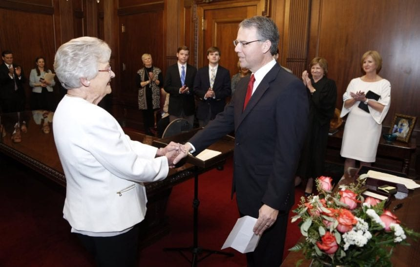 Ivey appoints Mendheim to Supreme Court vacancy