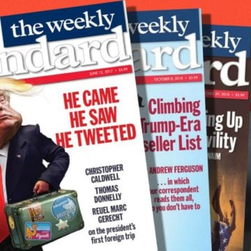 Matthew Stokes: We'll miss The Weekly Standard