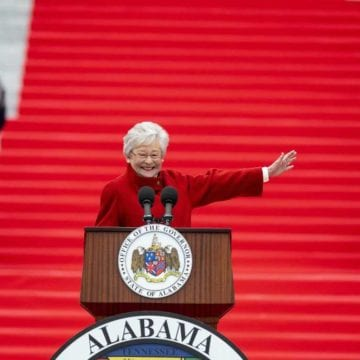 Alabama Gov. Kay Ivey sworn in for first full term