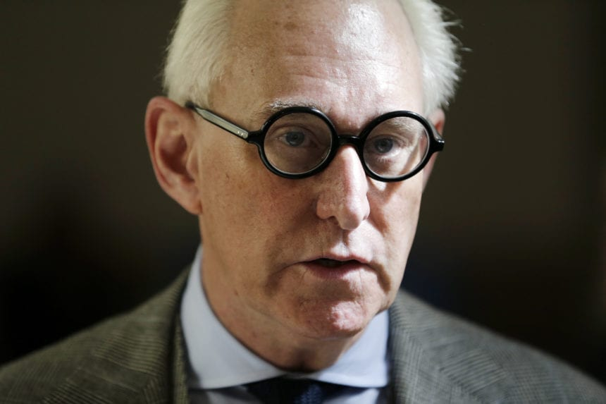 Roger Stone arrested on obstruction, witness tampering charges