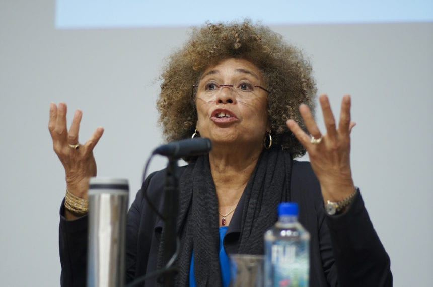 Civil rights museum reoffers honor to Angela Davis
