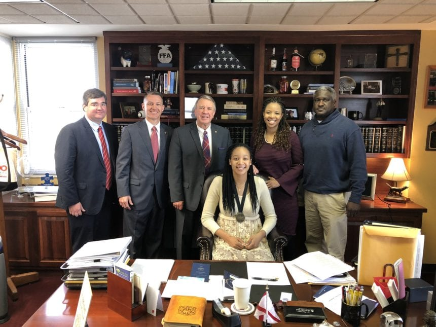 Maori Davenport: Alabama lawmakers urge prep officials to reinstate player