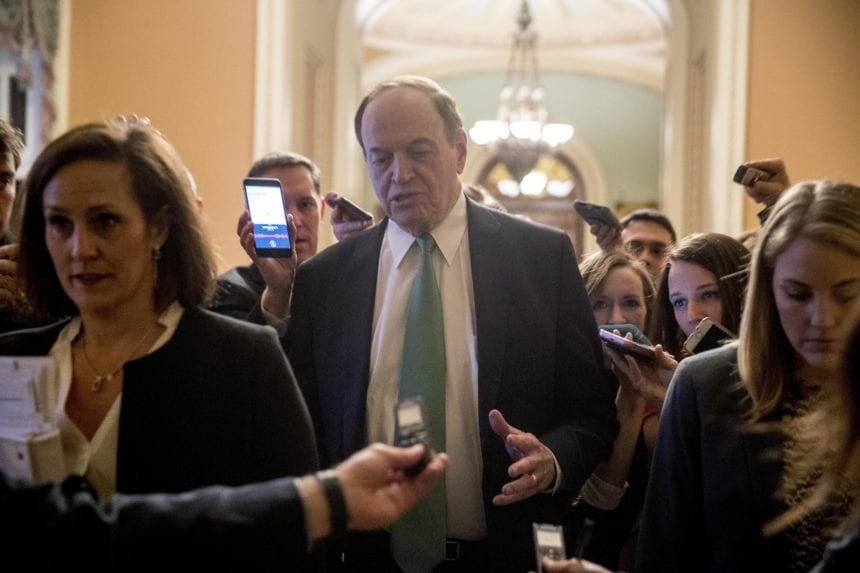 Shelby, lawmakers reach deal on border wall funding
