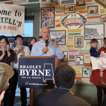Bradley Byrne to challenge Doug Jones for Senate in 2020