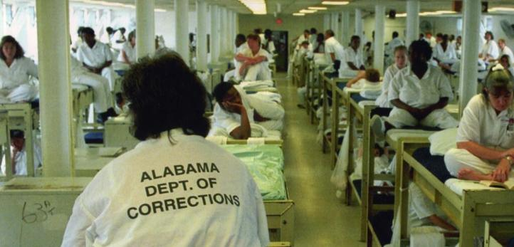 Alabama's prison construction plan inches forward