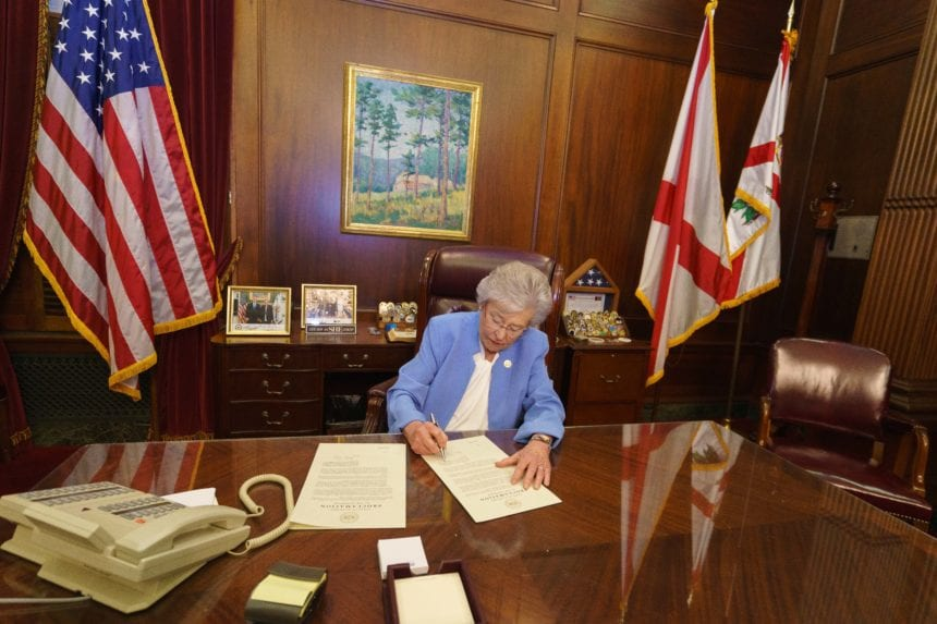 Gov. Kay Ivey calls special session on gas tax