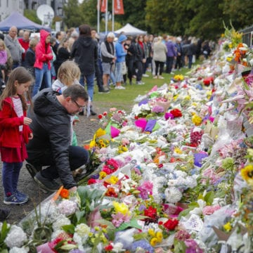New Zealand digs graves as mosque massacre toll rises to 50