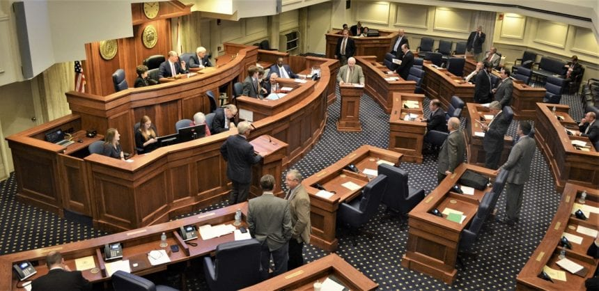 Senate approves education budget with teacher raise