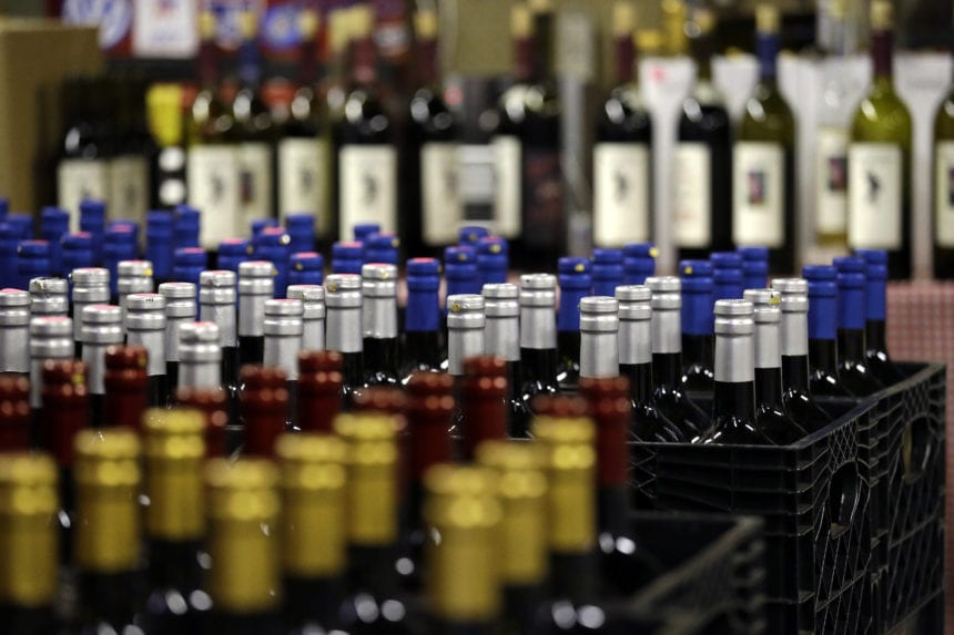Legislature approves Sunday alcohol sales bill, says no to home delivery of wine