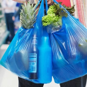 Bill that would prohibit cities from banning plastic bags passes committee