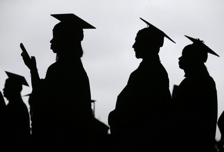 State universities look for graduation rate improvements
