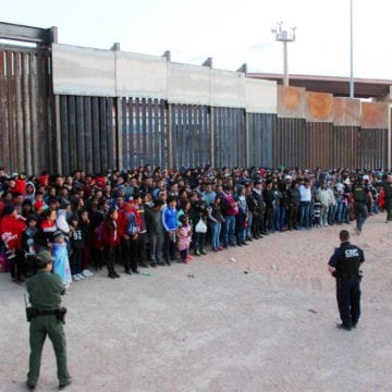 132,887 border detentions in May is highest since 2007