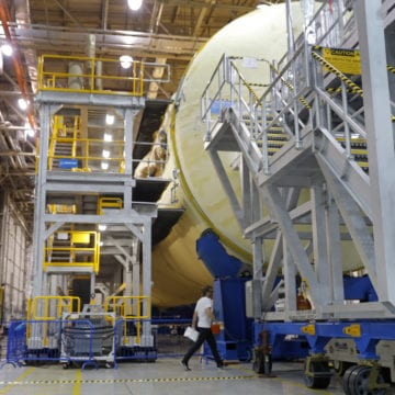 Report: Marshall Space Flight Center, Space Launch System show significant economic impact in Alabama