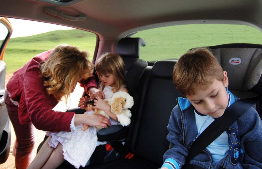 New law provides immunity for rescuing children trapped in hot cars