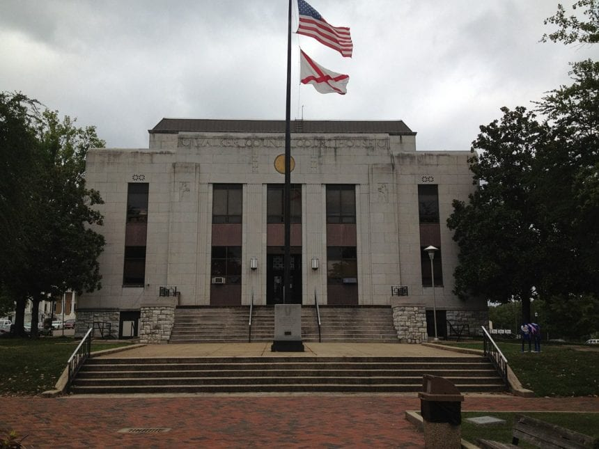 Sheriff: 2 Alabama inmates planned to bomb a courthouse