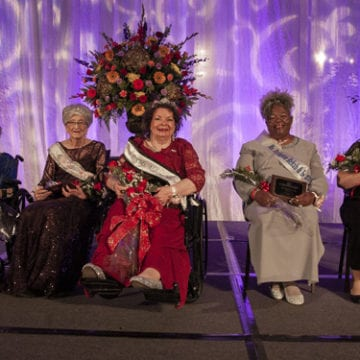 Ann Trucks Crowned Ms. Alabama Nursing Home 2019
