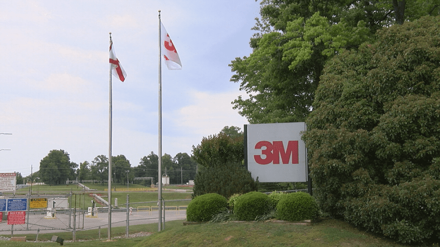 Alabama environmental agency reaches agreement with 3M