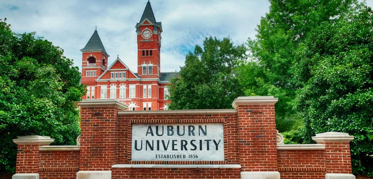 Auburn announces August commencement plans