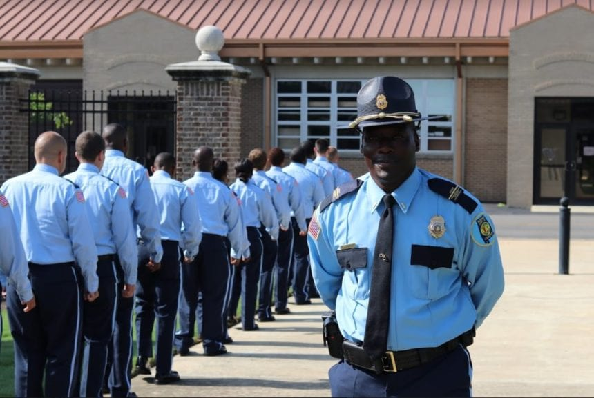 Prison system graduates new class of correctional officers