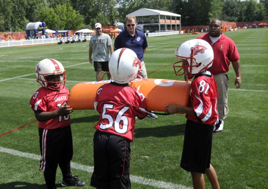 Youth sports coaches, volunteers must do annual safety training
