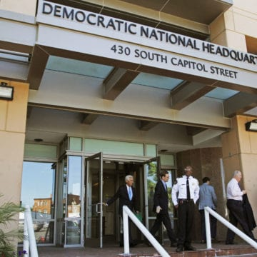 National party officials reject Alabama Democrats' bylaws