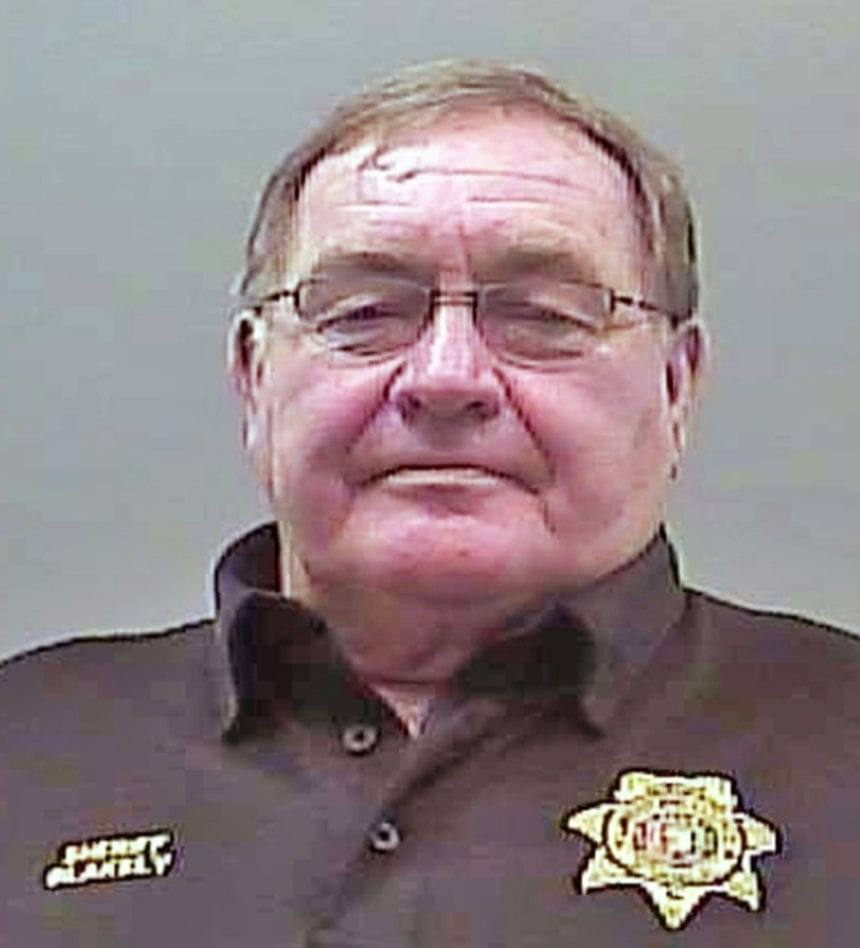 Limestone County sheriff arrested on theft, ethics charges