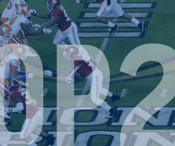 AP Top 25: LSU moves up to give SEC 3 of top 4 in AP poll