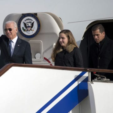 Hunter Biden stepping down from Chinese board