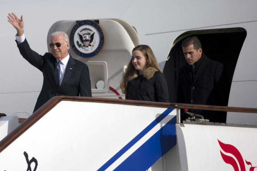 The story behind Biden's son, Ukraine and Trump's claims