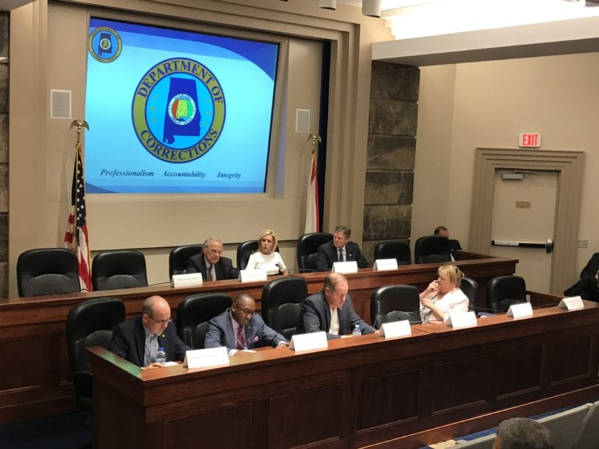 Governor's group recommends prison system policy reforms