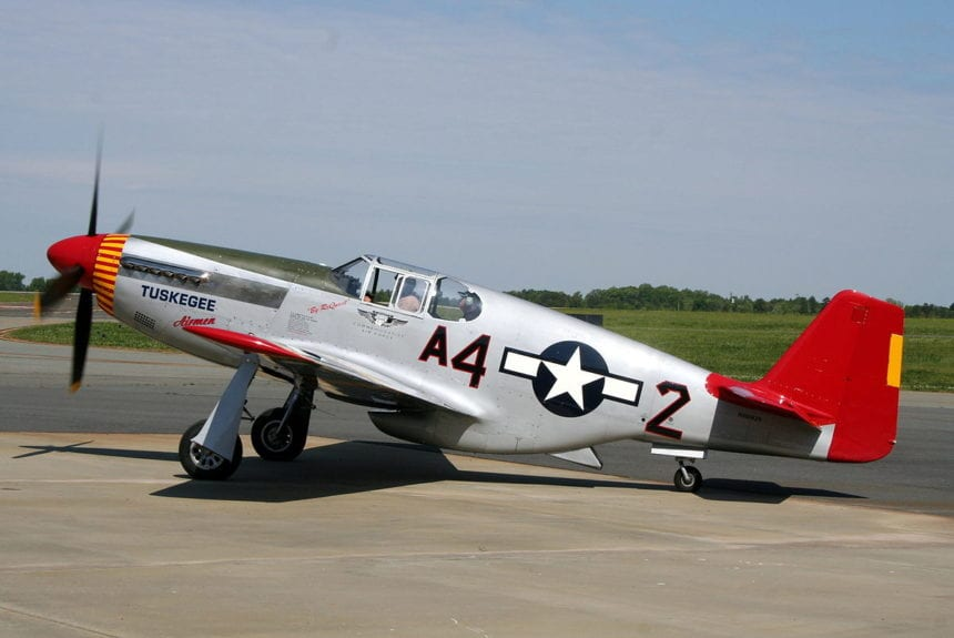 Tuskegee Airmen's legacy to soar on new Air Force jet