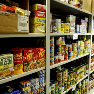 Schools, food banks prepare to feed children during coronavirus-forced closure