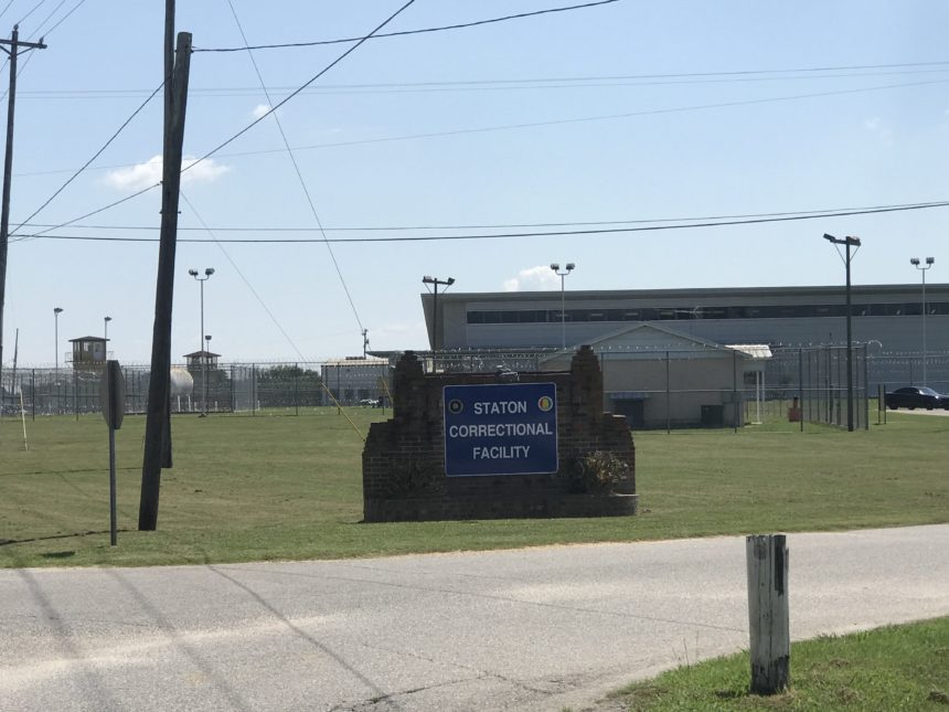 Tour of Staton Correctional Facility shows severely understaffed conditions