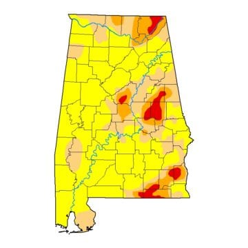 'Flash drought' worsening across 14 Southern US states