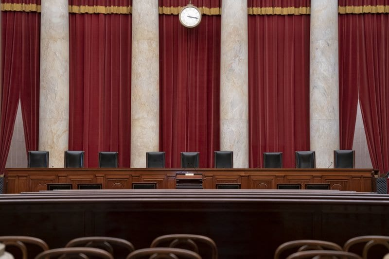 A look at top cases for the Supreme Court's new term