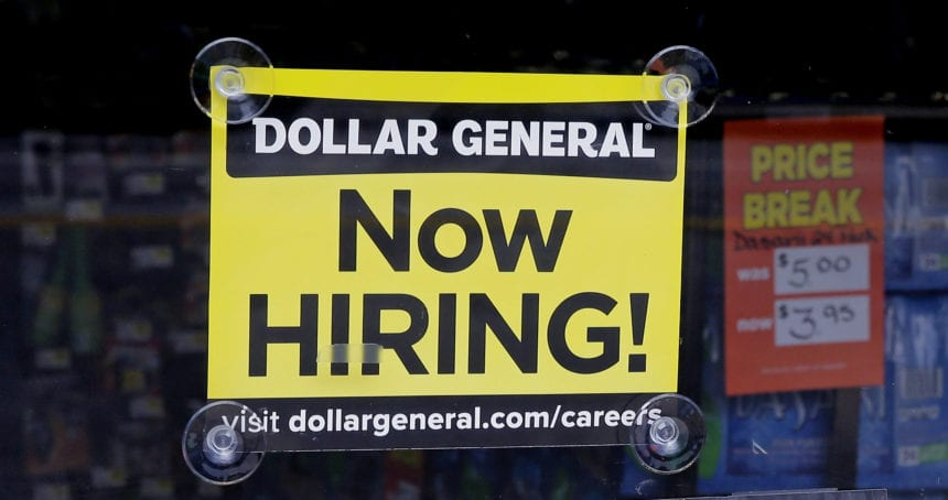 Alabama's unemployment rate drops to 9.9%